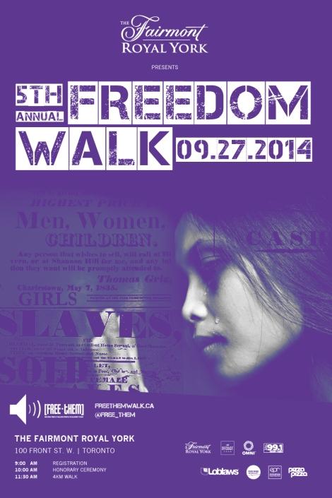 Freedom Walk freethem